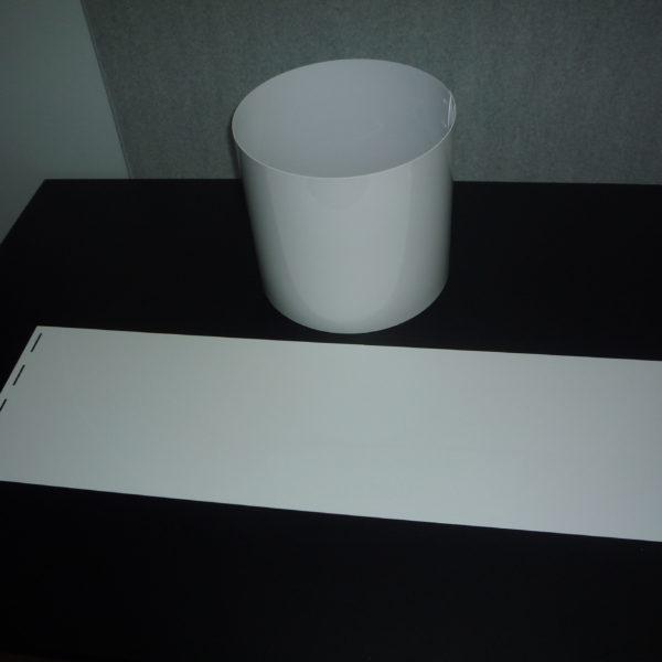 円柱カバー